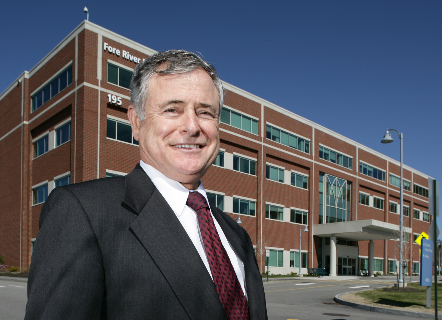 Richard Littlefield for Camden National Bank in Portland Maine