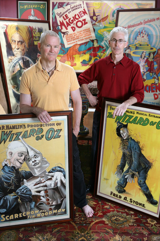 Willard Carrol and Tom Wilhite