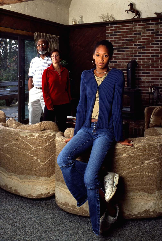Gillman Story on Mixed Race Adoption